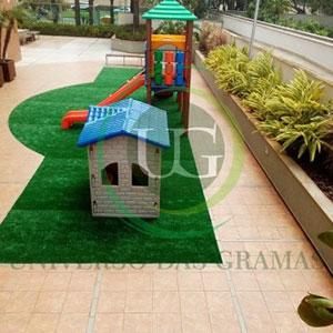 Gramas Sintéticas para Playgrounds